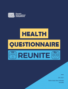 INSTRUCTIONS FOR COMPLETING THE HEALTH QUESTIONNAIRE